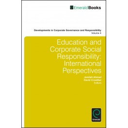 Education and Corporate Social Responsibility: International Perspectives