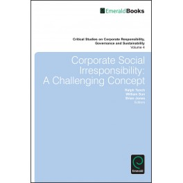 Corporate Social Irresponsibility: A Challenging Concept