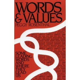 Words and Values