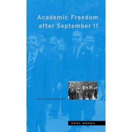 Academic Freedom after September 11