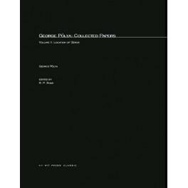George Pólya: Collected Papers, Volume 2