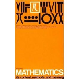 Mathematics, Volume 2